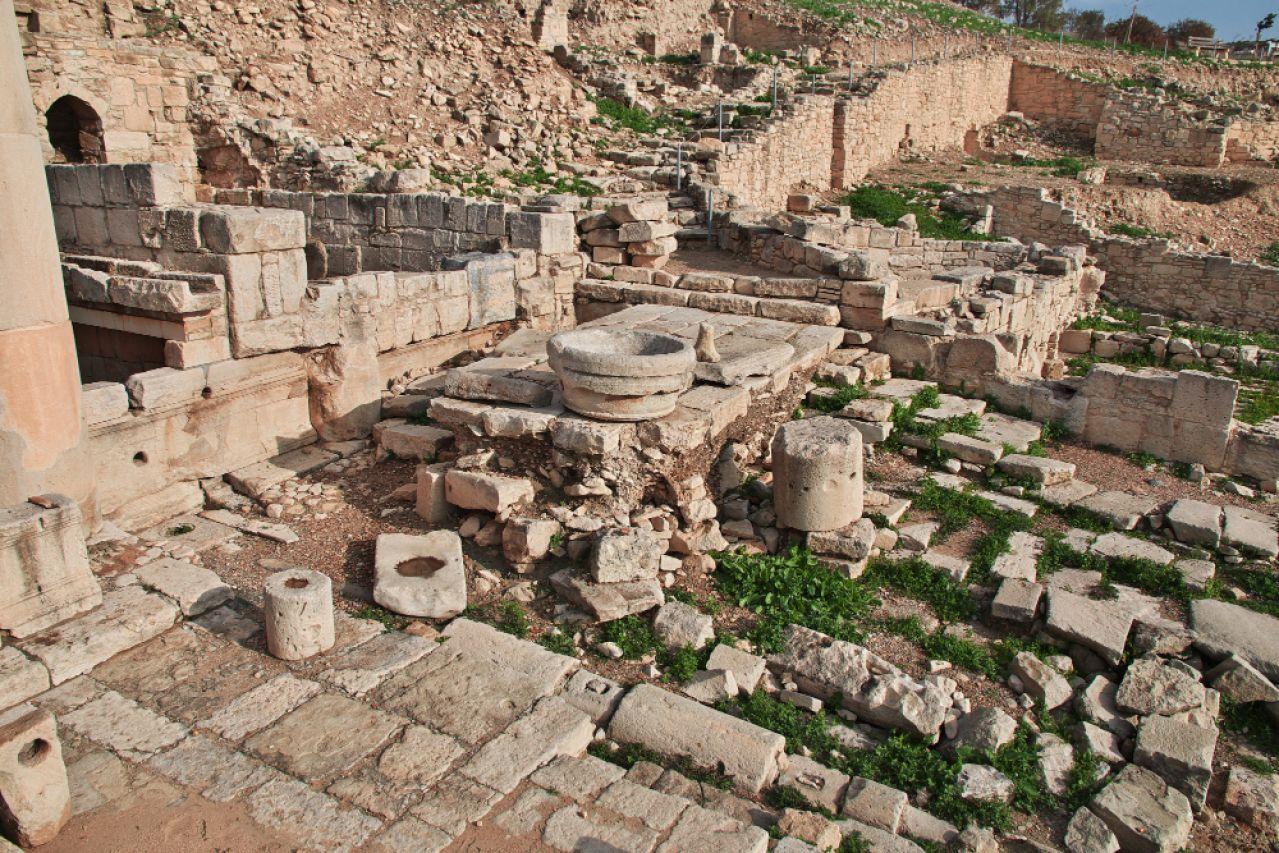 Amathus-Ruinen
