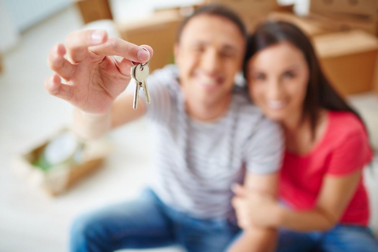 צעדים כדי לקנות בית