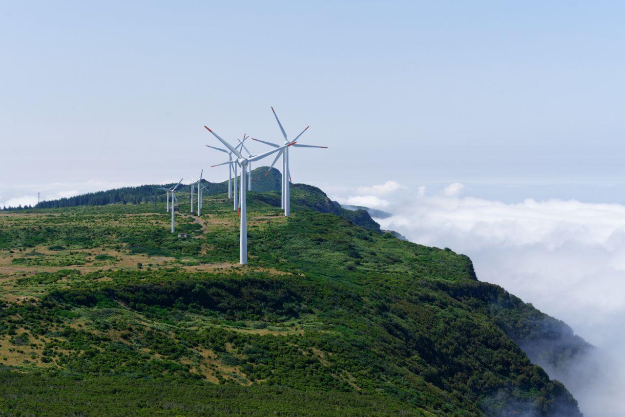 Transición a energía limpia