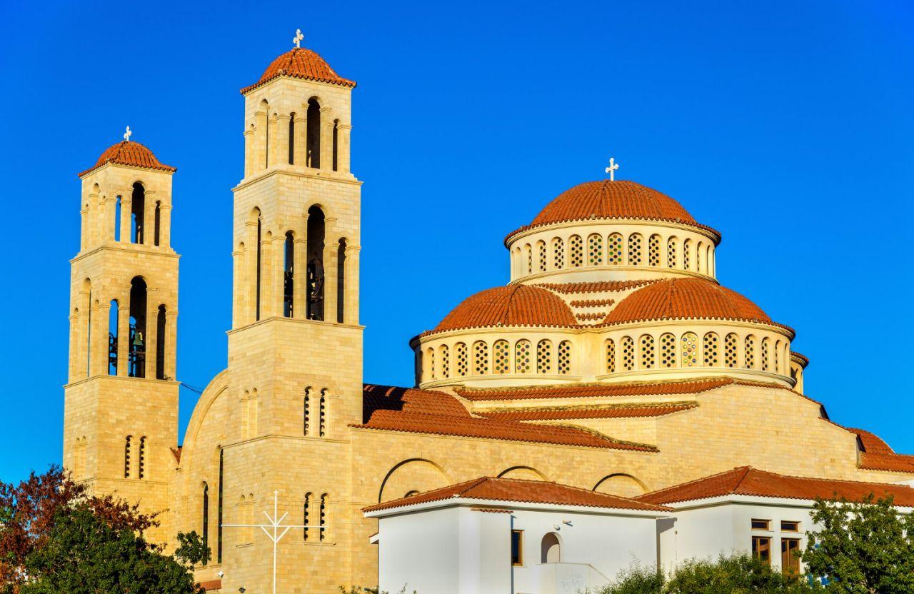 Geschichte der Kirche von Zypern