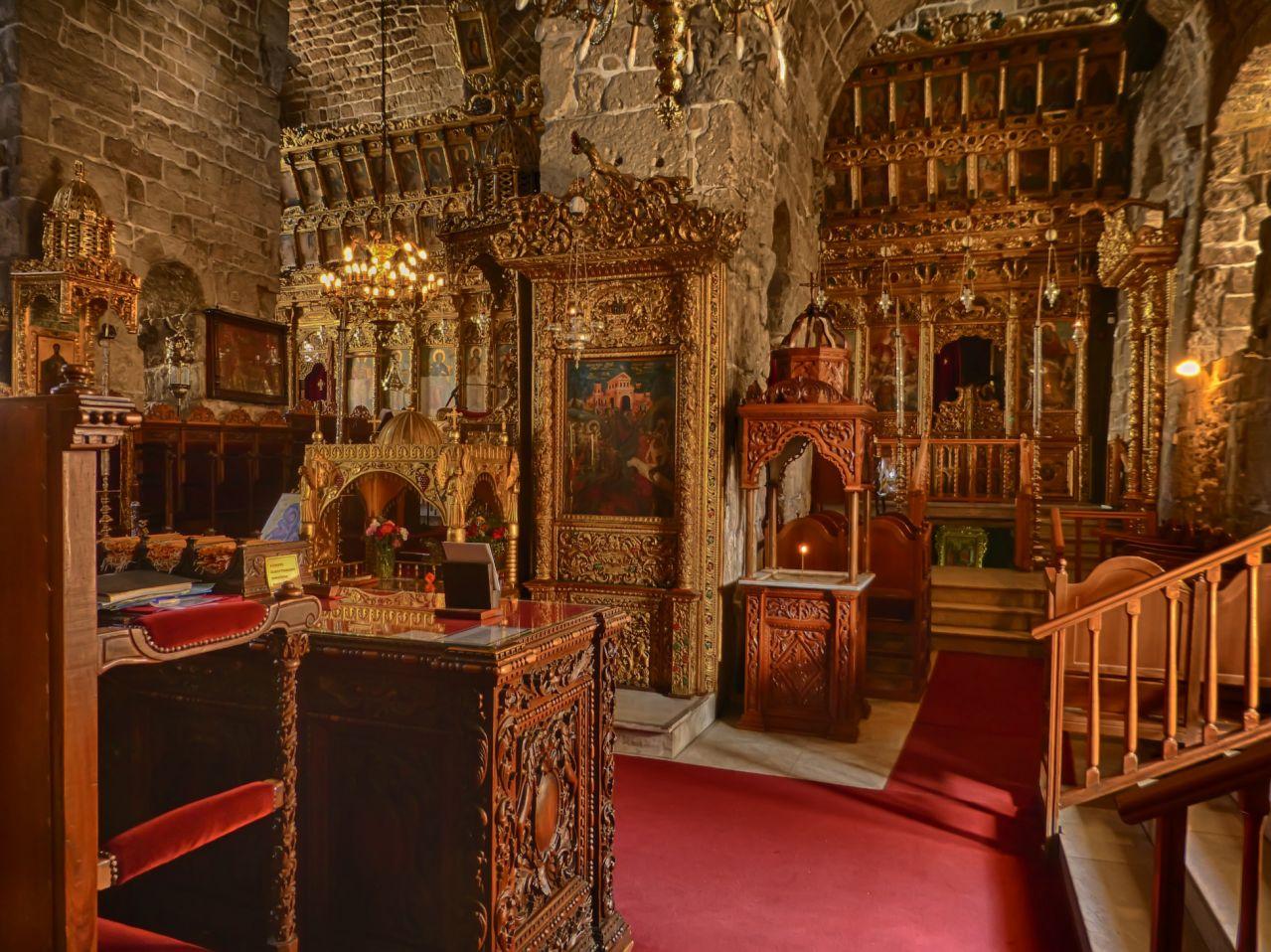 San Lazzaro dalla Giudea a Larnaca