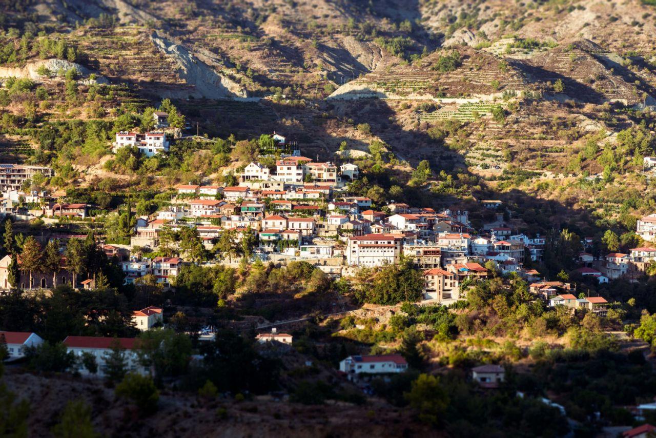 Erkundung bedeutender Städte in Zypern