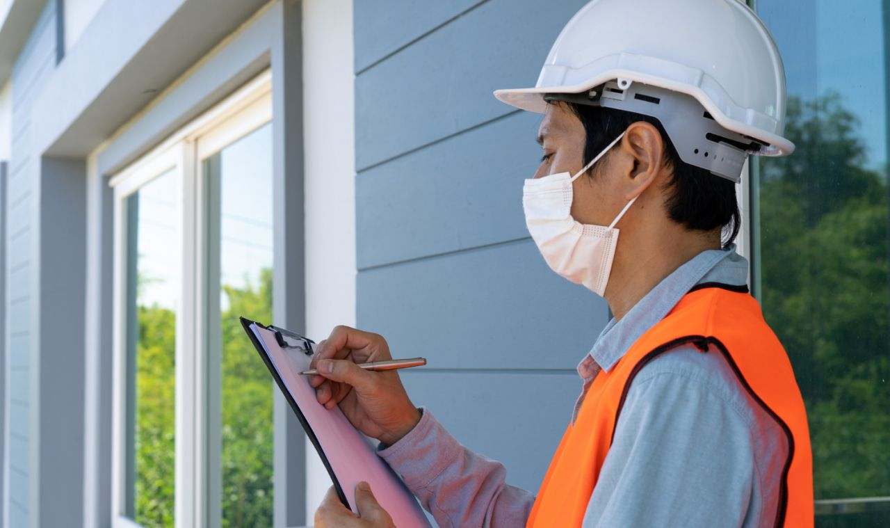 Liste de vérification de l'inspection résidentielle dans Cyprus Market